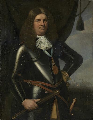 エイドリアン・バンケルト(1620-1684)、ジーランドの中将