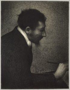 アマン・ジャンの肖像