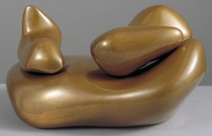 Sculpture to be Lost in the Forest 1932, cast c.1953-8 Jean Arp (Hans Arp) 1886-1966 Accepted by HM Government in lieu of tax and allocated to the Tate Gallery 1986 http://www.tate.org.uk/art/work/T04854