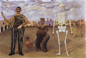 メキシコの四人の住民
