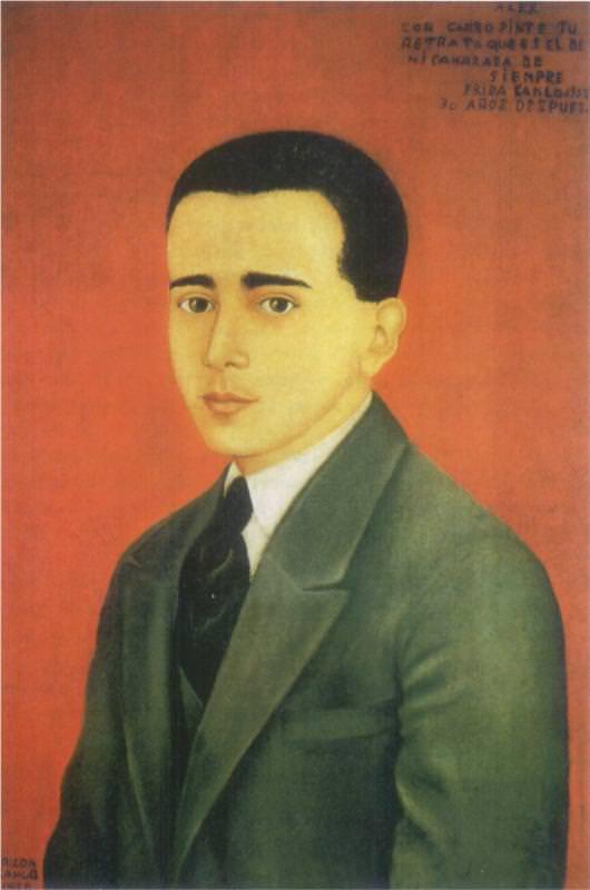 アレハンドロ・ゴメス=アリアスの肖像