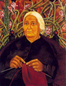 ドナ・ロジータ・モリーロの肖像