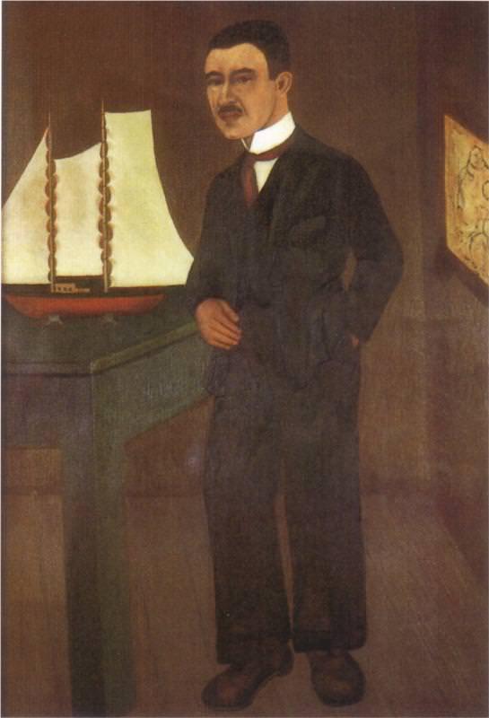 エレッサー博士の肖像