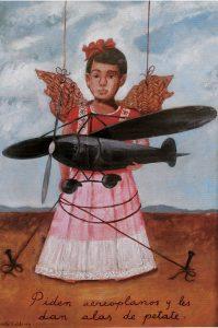 求めたのは飛行機、与えられたのは藁の翼