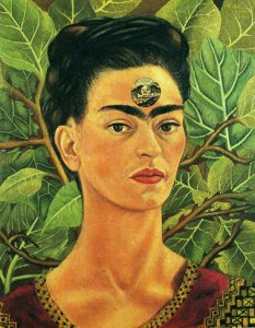 thinking-about-death-frida-kahlo