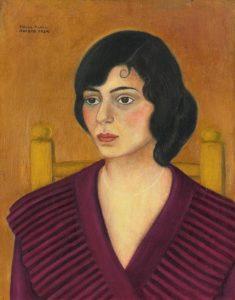 ミリアム・ペナンスキーの肖像