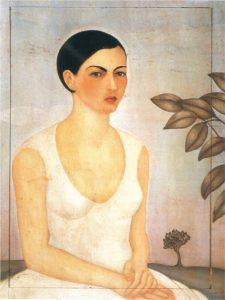 妹クリスティーナの肖像