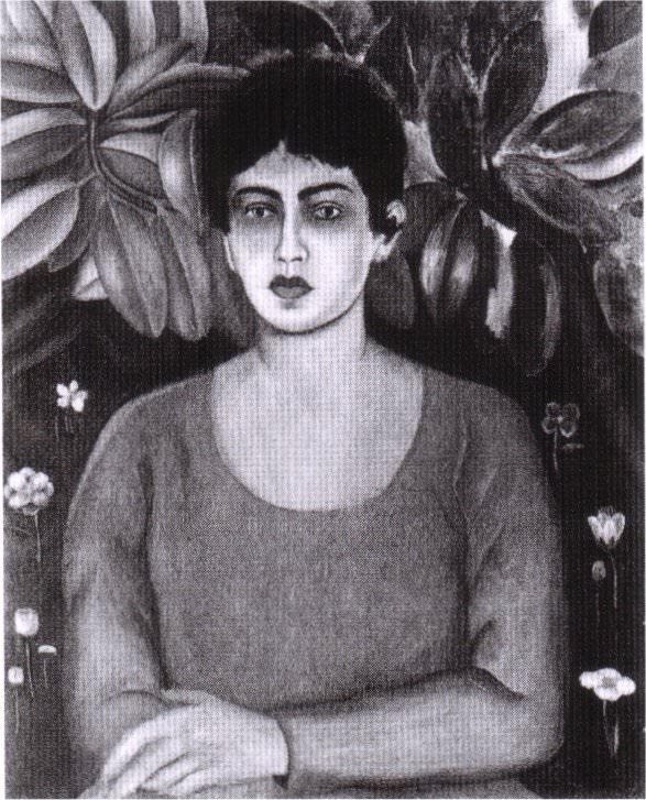 ルーペ・マリンの肖像