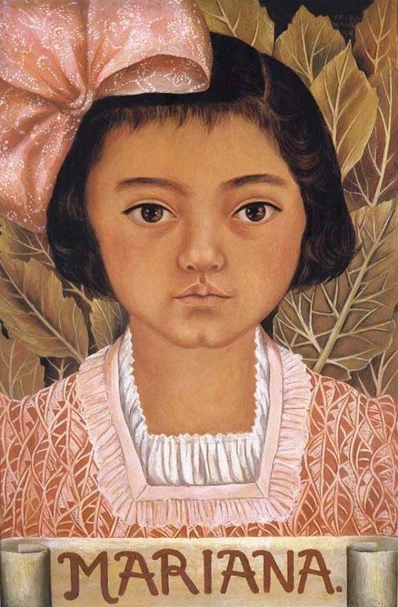 マリアナ・モリーロ・サファの肖像