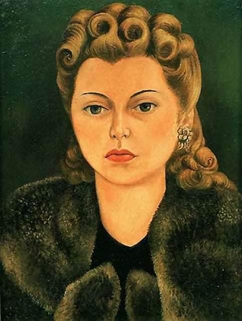 ナターシャ・ゲルマンの肖像