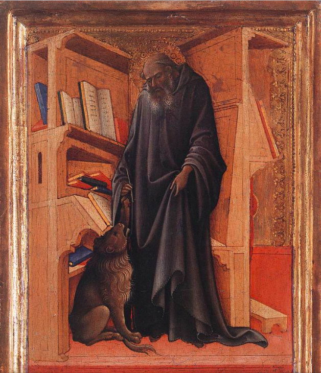 書斎の聖ジェローム