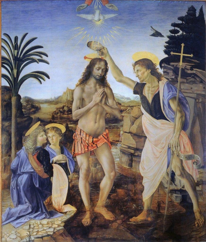 キリストの洗礼