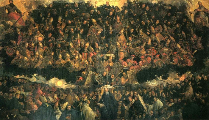 ベネディクト会の勝利