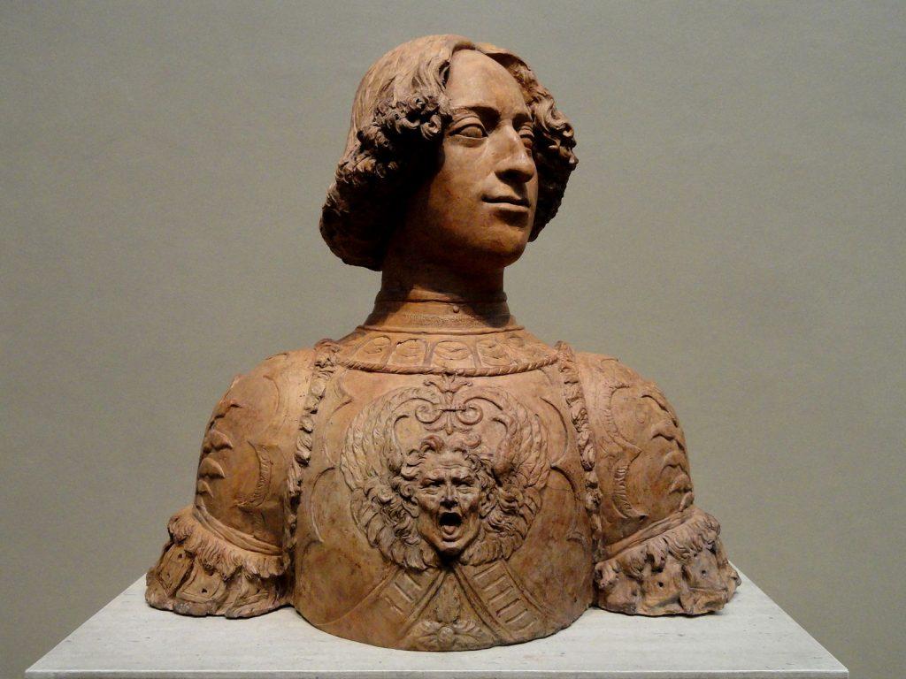 ジュリアーノ・デ・メディチの肖像