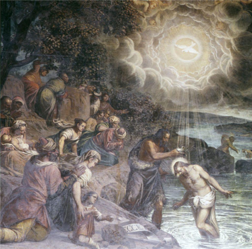 キリストの洗礼・キリストの生涯