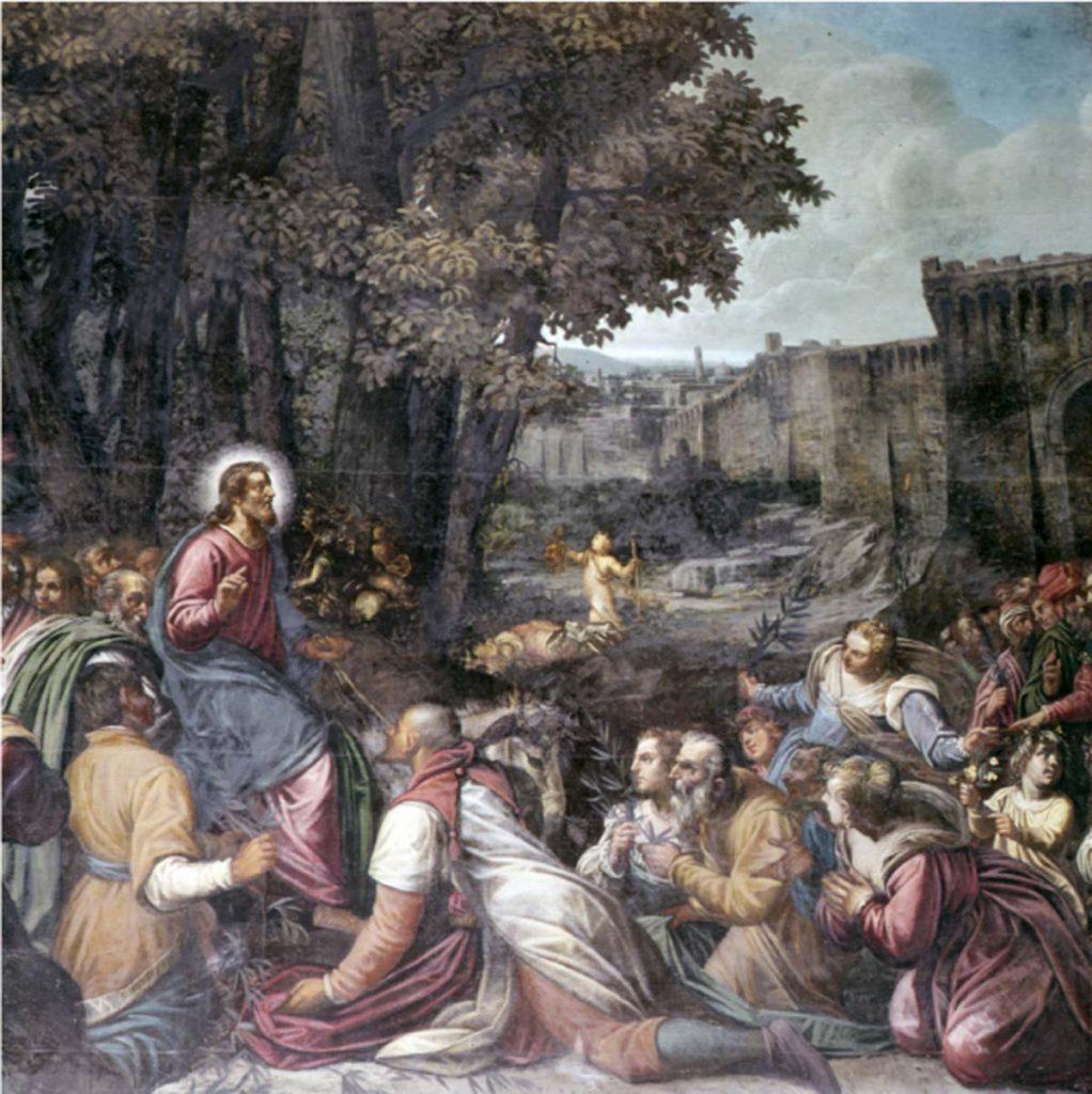 エルサレム入城・キリストの生涯