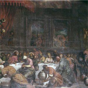 最後の晩餐・キリストの生涯