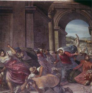 キリストの宮清め・キリストの生涯