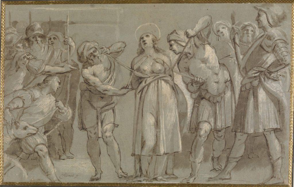 聖アガタの殉教