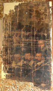 聖人と四人の男