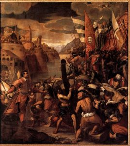 vassilacchi_antonio_-_conquest_of_tyre_-_1590