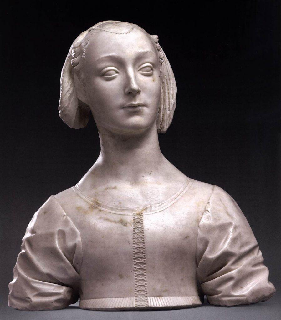 マリエッタ・ストロッツィの肖像